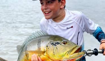 Pescaria: uma verdadeira fonte de benefícios à saúde